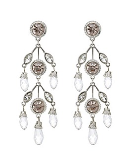 Mood Beaded Chandelier Earring