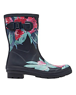 Joules Floral Molly Wellies