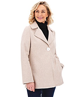Oatmeal Marl Coat