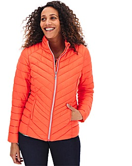 Coral Lightweight Padded Jacket