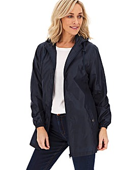 Navy Lightweight Pac-a-Mac