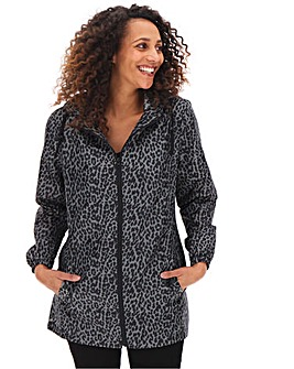 Animal Print Lightweight Pac-a-Mac