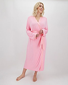 Pretty Secrets Supersoft Satin Trim Gown