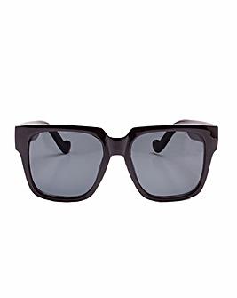 Lydia Retro Geek Style Sunglasses