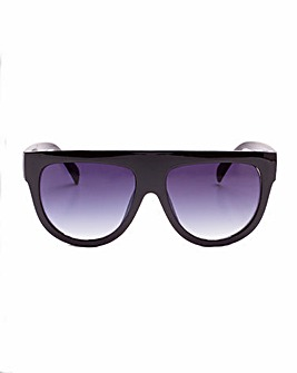 Lily Black Frame Sunglasses