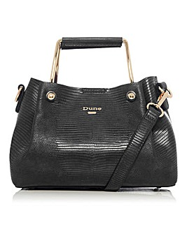 Dune Croc Dindarlow Cross Body Bag