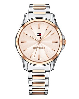Tommy Hilfiger Two-tone Ladies Watch