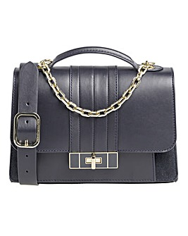 Tommy Hilfiger Chic Leather Bag