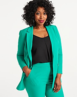 Mix and Match Green Fashion Blazer