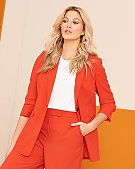 Mix and Match Red Fashion Blazer