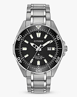 Citizen Gents Titanium Bracelet Watch