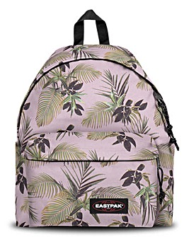 Eastpak Palm Print Backpack