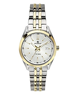 Accurist Ladies Signature Two Tone Watch