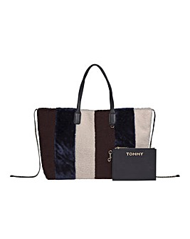 Tommy Hilfiger Iconic Stripe Tote Bag