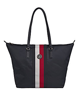 Tommy Hilfiger Poppy Stripe Tote Bag