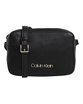Calvin Klein Camerabag In Black