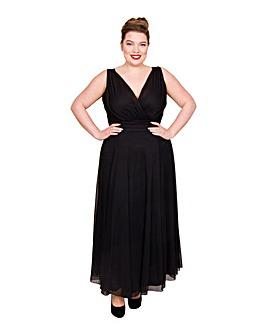 Scarlett & Jo Nancy Marilyn Maxi Dress