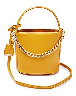 Glamorous Mustard Chain Bag