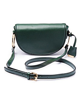 Glamorous dark Green Shoulder Bag