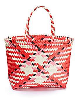 Glamorous Pink Tote Bag