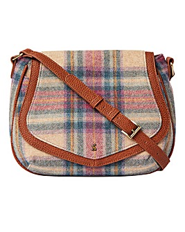 Joules Avebury Tweed Saddle Bag