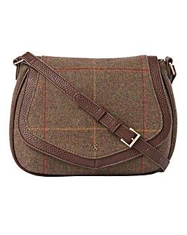 Joules Avebury Tweed Saddle Bag