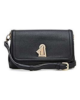 Dune Enzie Black Evening Bag