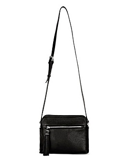 Hobbs Hemsley Black Satchel