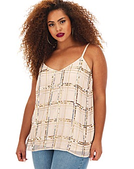 Simply Be Embellished Cami