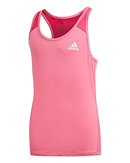 adidas Younger Girls Tank