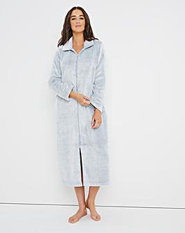 Pretty Secrets Zip Cosy Gown