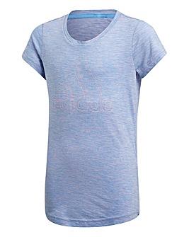 adidas Younger Girls ID Winner T-Shirt