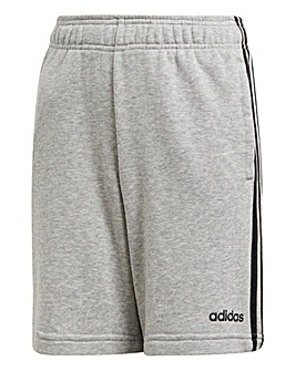 adidas Younger Boys 3S Knitted Short