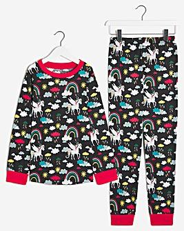 Pretty Secrets Children Unicorn Pyjama
