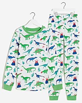 Pretty Secrets Children Dinosaur Pyjama