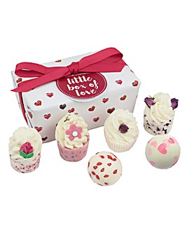 Bomb Cosmetics Balliton 'Little Box Of Love' Gift Set
