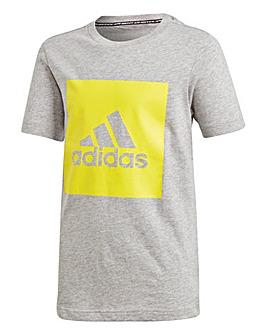 adidas Younger Boys BOS T-Shirt