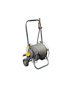 2436 Metal Hose Cart & 30m Hose