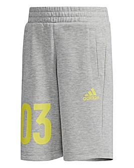 adidas Little Boys Knitted Short