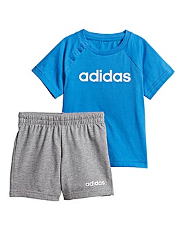 adidas Infant T-Shirt and Short Set