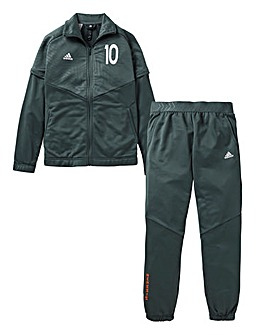 adidas Younger Boys Messi Tracksuit