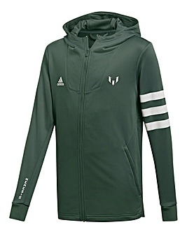 adidas Younger Boys Messi Hoodie
