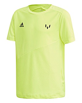 adidas Younger Boys Messi T-Shirt