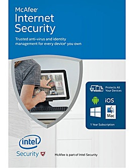 McAfee Internet Security & Anti Virus