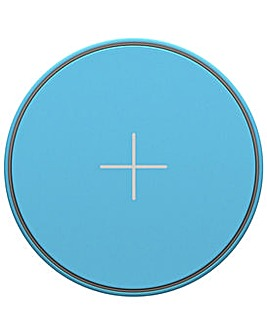 Juice Pad 10W Wireless Charger - Blue