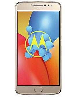 Sim Free Motorola E4 Plus Mobile Phone