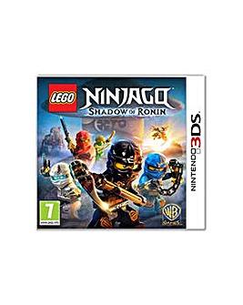 LEGO Ninjago: Shadow of Ronin 3DS Game