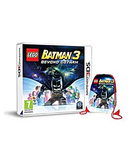 LEGO Batman 3 3DS Game