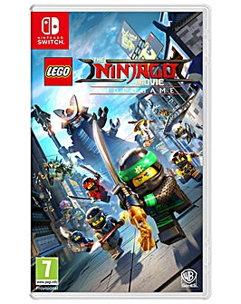 LEGO Ninjago Movie Nintendo Switch Game.