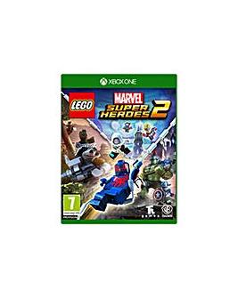 LEGO Marvel Super Heroes 2 Xbox One Game